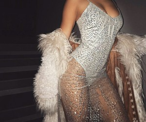 fashion, luxury, and glitter image