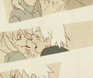 soul eater and kiss image