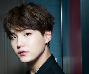 bts, suga, and min yoongi image