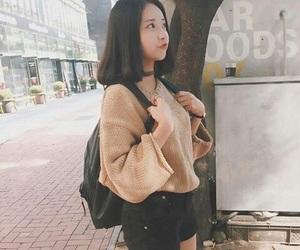 korean, cute, and fashion image