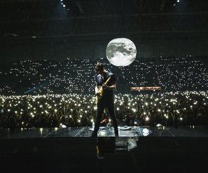 lights, love, and shawn mendes image
