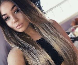 beauty, make up, and lové image