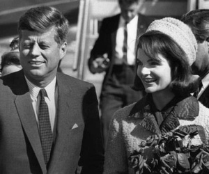 1950s, 1960s, and Jackie Kennedy image