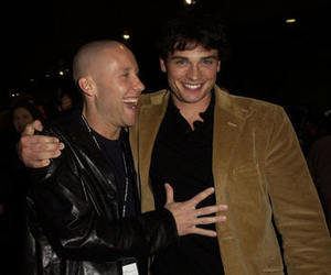 clark kent, Lex Luthor, and smallville image