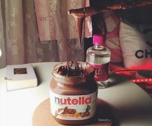 chocolate, nutella, and شكﻻطه image