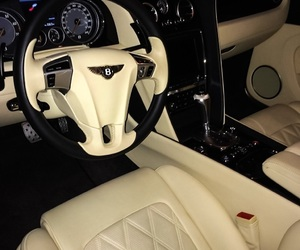 Bentley, car, and lux image