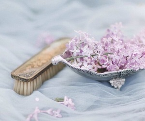 blue, decor, and pink image
