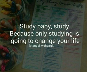 study, motivation, and life image