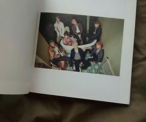 album, jin, and kpop image