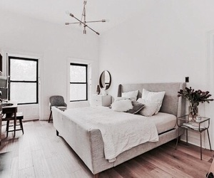 house, interior, and bedroom image