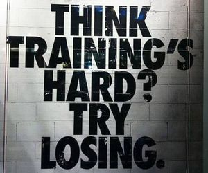 nike, training, and motivation image