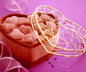 heart, sweet, and candy image