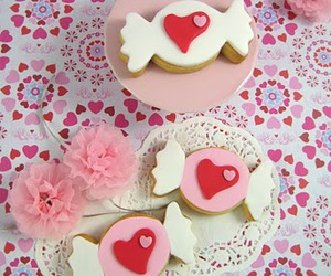 candies, candy, and Cookies image