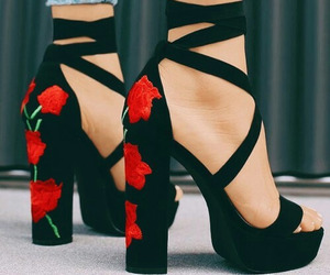 aesthetic, fashion, and high heels image