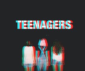 teenagers and grunge image