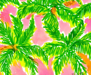 beach, pattern, and preppy image