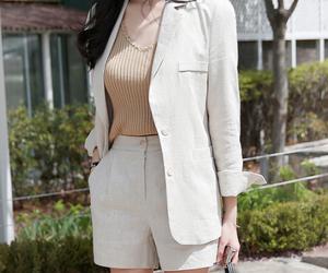 asian fashion, korean fashion, and women's fashion image