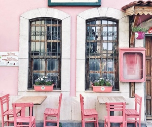 beautiful places, cafe, and coffee shop image