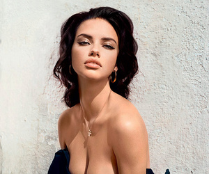 Adriana Lima, model, and love image