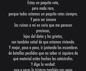 b&w, frases, and girls image