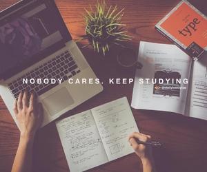 life, study hard, and be humble image