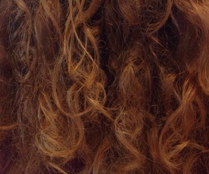 beautiful, curls, and ginger image