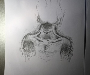 black, body, and drawing image