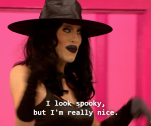 quotes, sharon needles, and ru paul drag race image