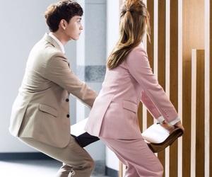 kdrama, nam ji hyun, and choi tae joon image