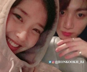 couples, lee jieun, and jungkookiu image