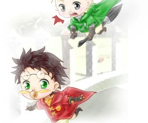 hp and drarry image