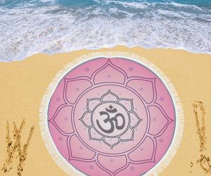 etsy, mandala yoga mat, and exercise mat image