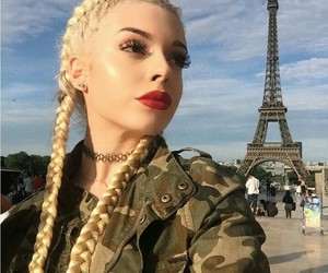 blond, clothes, and france image