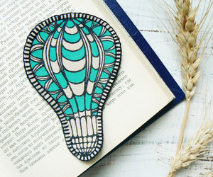 etsy, hipster, and hot air balloon image