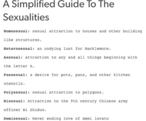 bisexual, guide, and jokes image