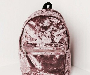 pink, bag, and rose gold image
