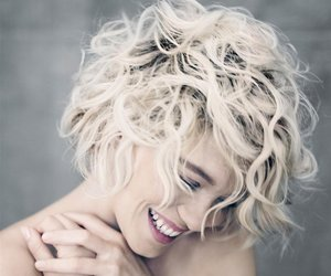 Lea Seydoux, blonde, and smile image