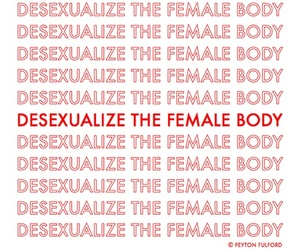 feminism, body, and female image