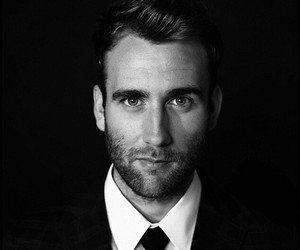 Matthew Lewis, harry potter, and black and white image