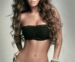 Anahi, beautiful, and sexy image