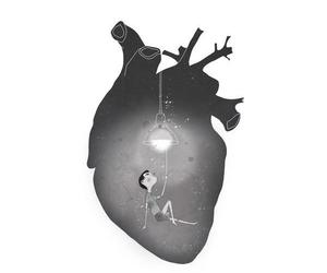 guy and heart image