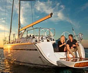 sailing, griechenland, and yachtcharter image