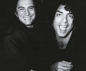 demon, gene simmons, and rock'n'roll image