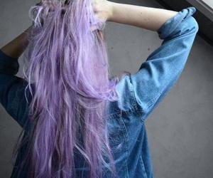 alternative, hair, and indie image