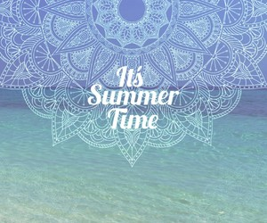 summer, vibes, and summertime image