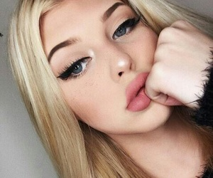 makeup, loren gray, and beauty image