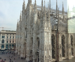 italy and milan image