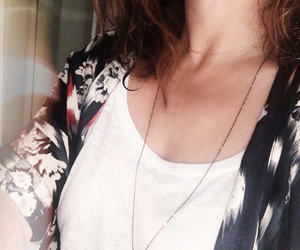 etsy, long necklace, and choker necklace image