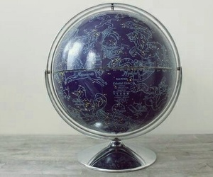 blue, globe, and ravenclaw image