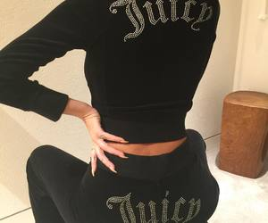 fashion, juicy couture, and style image